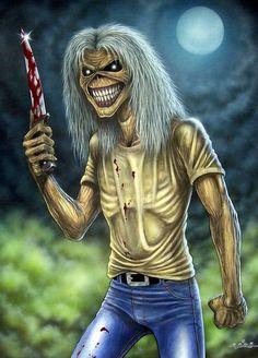 """Knife To Meet You Eddie"" by taplegion"