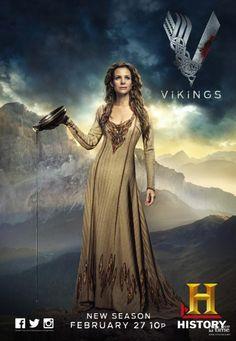 season 2 promotional poster, Siggy