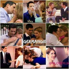 #Germangie I Love You, My Love, Son Luna, Tv Shows, Shit Happens, Martina Stoessel, Te Amo, Je T'aime, Love You