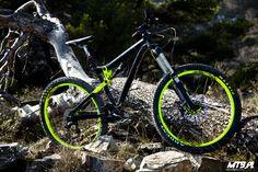 #NS Bikes #Enduro #MTB  NS Bikes Soda Air 2013