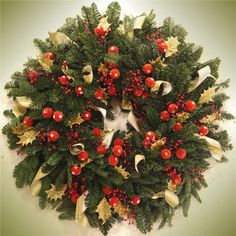·Christmas Wreath