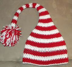 Swirls and Sprinkles: My Favorite Crochet Elf Hat Pattern