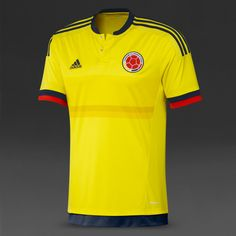 c08705200 Authentic Soccer Jersey · Colombia 2015 16 Copa America Men Home Shirt Ce  tee-shirt est genial.