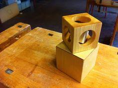 Stig på kanten: Håndværk og Design - Filz und Holz