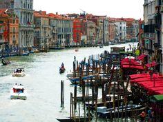 Grand Canal #Venice #Italy