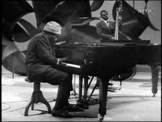 Thelonious Monk - Round About Midnight. Sin palabras, Genio total y absoluto. Ripeado por mi de la cadena ARTE.