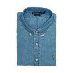 TROELSTRUP AW15 - The ultimate denim shirt from Ralph Lauren