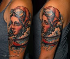 1000 ideas about aviation tattoo on pinterest flying for Jim sylvia unbreakable tattoo