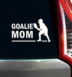 Buy Lacrosse Goalie Mom Male Window Decals and show how much you love lacrosse! Lacrosse Goalie Window Decals make great gifts for Goalie Moms. Our products are made in the USA. Shop today!