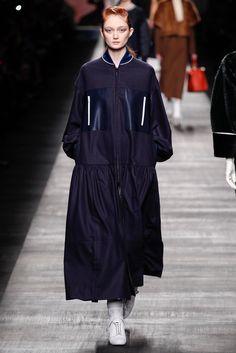 Fendi Fall 2014 Ready-to-Wear Fashion Show - Sophie Touchet