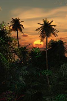 Beautiful World, Beautiful Images, Simply Beautiful, Tropical Wallpaper, Amazing Sunsets, Beautiful Sunrise, Beautiful Beaches, Sunset Beach, Hawaiian Sunset