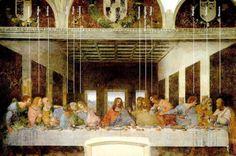 Dal Codice da Vinci di Dan Brown ad una più rispettosa lettura iconografica del Cenacolo di Leonardo nel Refettorio di S.Maria delle Grazie a Milano