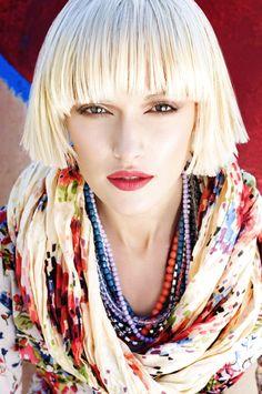 MANGO by Oksana Tocickaja on the Behance Network
