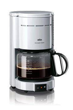 Braun Filterkaffeemaschine Aromaster Classic KF 47/1