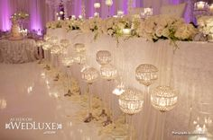 True Love, True Luxury: Alana & Mark | WedLuxe Magazine