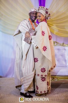 Nigerian Traditional Wedding by Jide Odukoya Photography