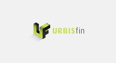 UrbisFin Logo Design on Behance