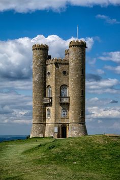 Broadway Tower, Worcestershire, England by tonybill | A journey through Medieval Life