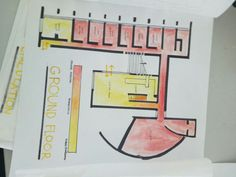 Satria Raka Amrullah _ kelompok 2A Koshino House, Esherick House, Water Temple, Tadao Ando, Diy And Crafts, Sketch, Study, Architecture, Storage