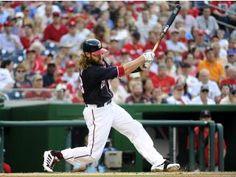 Nationals Jayson Werth MLB 52716