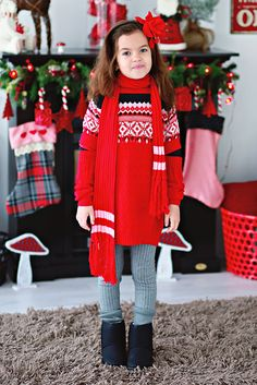 #Christmas mood #collection! Take a look at www.carnivalkids.com/en  #girlsfashion #fashionkids #kidsfashion