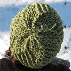 crochet hats on Pinterest Repeat Crafter Me, Hat ...