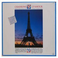 #Chansons #D'Amour – Monsieur #Gilbert #Avec #Marie Louise D'Avignon - #vinil #vinilrecords #trilhasonora #music