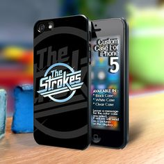 The Stroke Rock Band Iphone 5 case