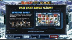 Girls with Guns Frozen Dawn Online Slot Game Cash Prize, Pick One, Slot, Dawn, Frozen, Guns, Weapons, Pistols, Revolvers