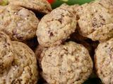 Anne Burrell - choc chip cookies  My absolute favorite -- use milk chocolate instead of dark.