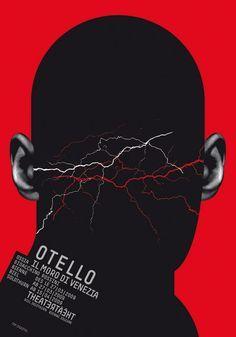 othello poster designs - Google Search
