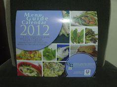 MommyGiay: The FNRI 2012 Menu Guide Calendar