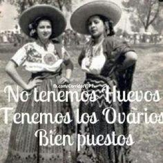 Mujeres de verdad!