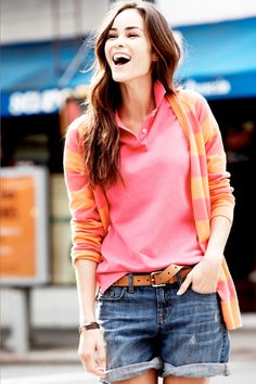 Cute casual style by Lands Ends- Spring 2011