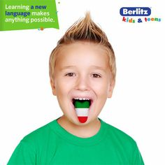 We offer all the educational advantages Berlitz is famous for, combined with a carefree, relaxed atmosphere.