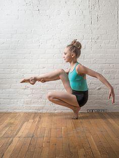 Maddie Ziegler (Photo by Lucas Chilczuk)