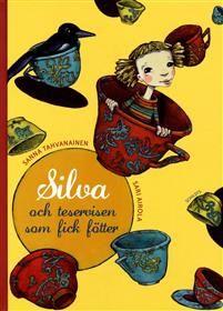 Silva och teservisen som fick fötter Finland, Poster, Posters, Billboard