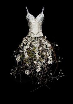 Cute little fairy dress.
