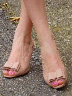 Fratelli Rossetti Nude Sandals = <3
