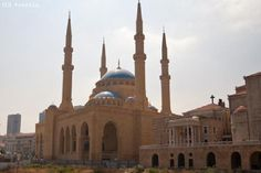 Mosquee de Beyrouth - Beyrouth