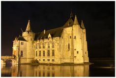 Laarne Castle, East Flanders, Belgium