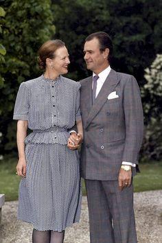 Prins Henrik og dronning Margrethe har gennem mere end 50 år altid vist deres store kærlighed til hinanden. Denmark Royal Family, Danish Royal Family, Princess Alexandra, Crown Princess Mary, Cousins, Queen Margrethe Ii, Danish Royalty, Princesa Diana, Royal House