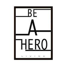 Livink Be A Hero Plakat