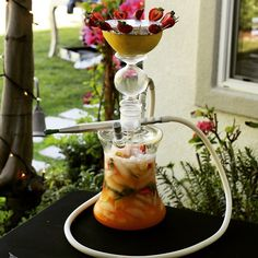 Another Fruity Session By Hookah Fly#hookah #hollywood #hookahfly #hiddenhills #hookahbrasil #hookahcatering #pamela #party #passion #private #smoke #shisha #summer #apple #catering #celebrity #renthookah