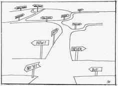 saul steinberg comic - Buscar con Google