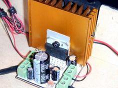Circuitos de amplificadores, aquí hay variedad de potencias - Taringa!