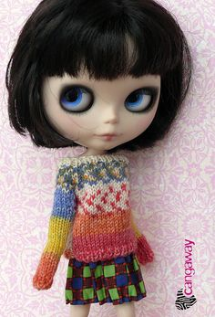 Fab colours love the jumper
