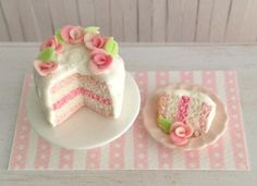 images about Dollhouse Cupcakes, Cakes, Muffins and More on