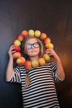 Fake apples to make a fall apple seasonal wreath Apples, Inspirational, Wreaths, Seasons, How To Make, Door Wreaths, Seasons Of The Year, Deco Mesh Wreaths, Apple
