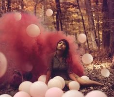 Smoke Bomb Photography examples 42